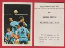 Coventry City Maurice Setters